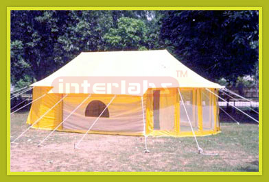 Swiss Cottage Tent 3