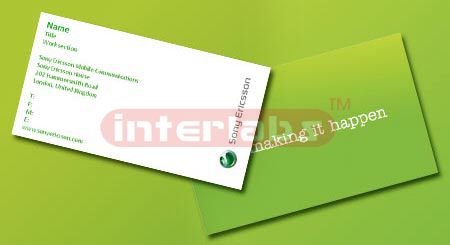 Visiting Cards India Visiting Cards Manufacturers